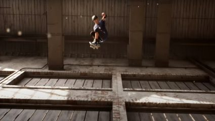 Tony Hawk's Pro Skater 1 And 2's Warehouse Demo Will Be Available August 14 For Those That Pre-Order Digitally