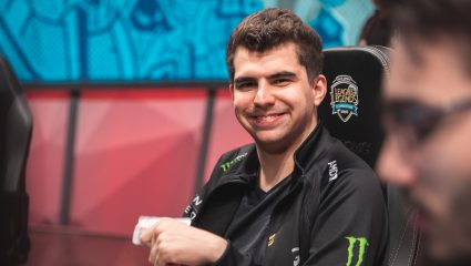 Fnatic's Top Laner Bwipo Talks About The European Pride And The Meta At This Year's World Championship