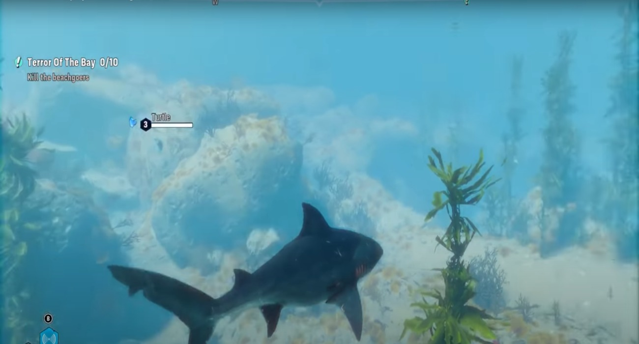 The Shark RPG Maneater From Tripwire Is Set To Release On May 22