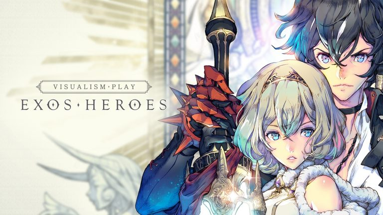 Global Version Pre-Registration Available Now For Exos Heroes On Android