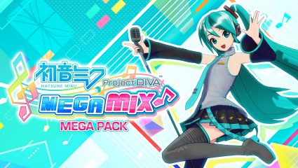 Hatsune Miku: Project DIVA Mega Mix North American Release Date Announced