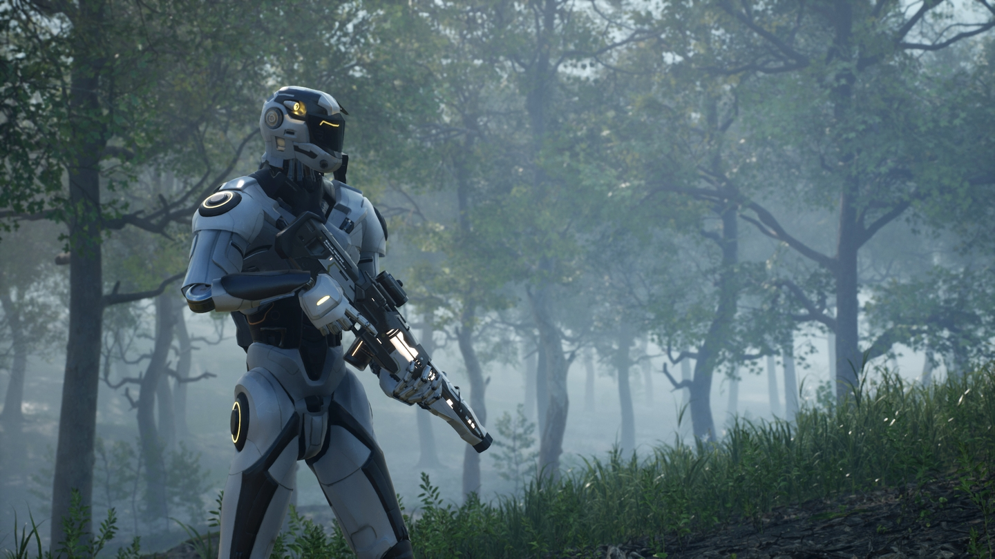 Vulkanic's Cross-Platform FPS Proxima Universe Heads To Steam Early Access