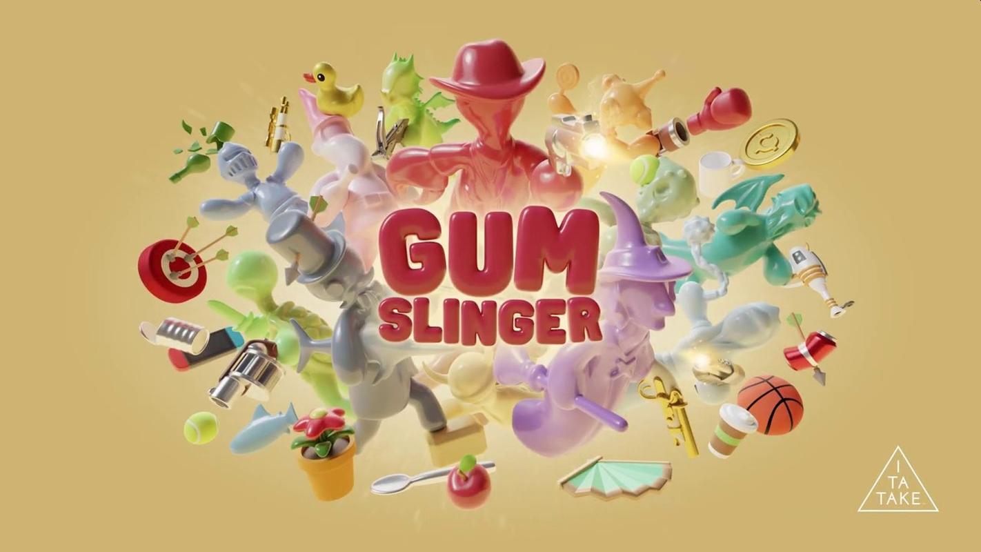 Itatake Launches Gummy Gunslinger Tournament Game Gumslinger On Mobile