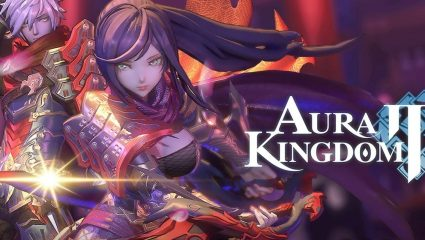 X-Legend Celebrates Global Server Grand Opening Of Aura Kingdom 2 On Mobile