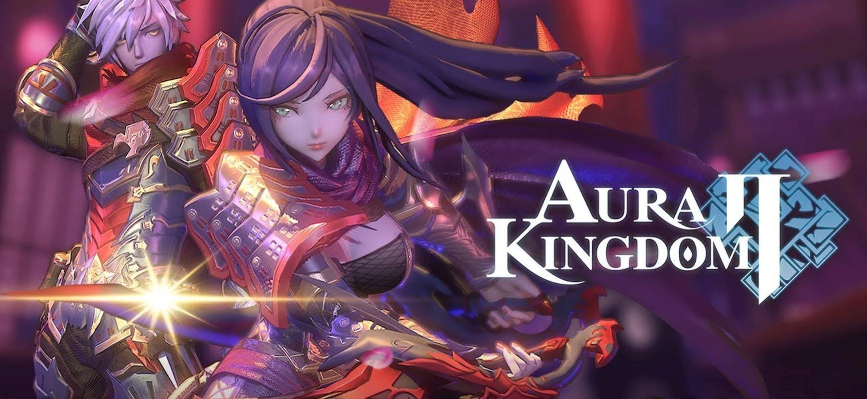 X-Legend Celebrates Global Server Grand Opening Of Aura Kingdom 2 On Mobile
