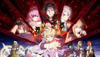 Bandai Namco Announces Exclusive Mobile Game Tales of Crestoria Will Release Worldwide This June