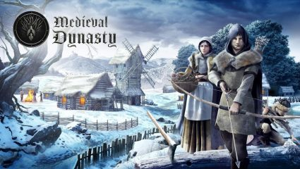 Render Cube's Open-World Medieval Dynasty Simulator Announced For Steam Early Access