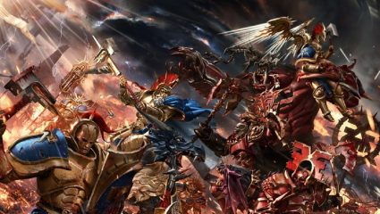 Developers of Elite Franchise: Frontier Silently Announces Warhammer Age Of Sigmar-Like RTS Already In Works