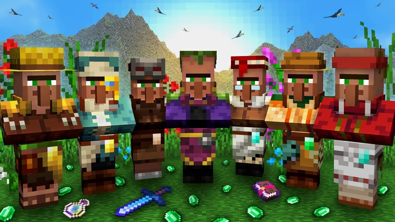 Minecraft Java Snapshot 20W22A: Technical Changes And Piglin's Celebration Dance Added