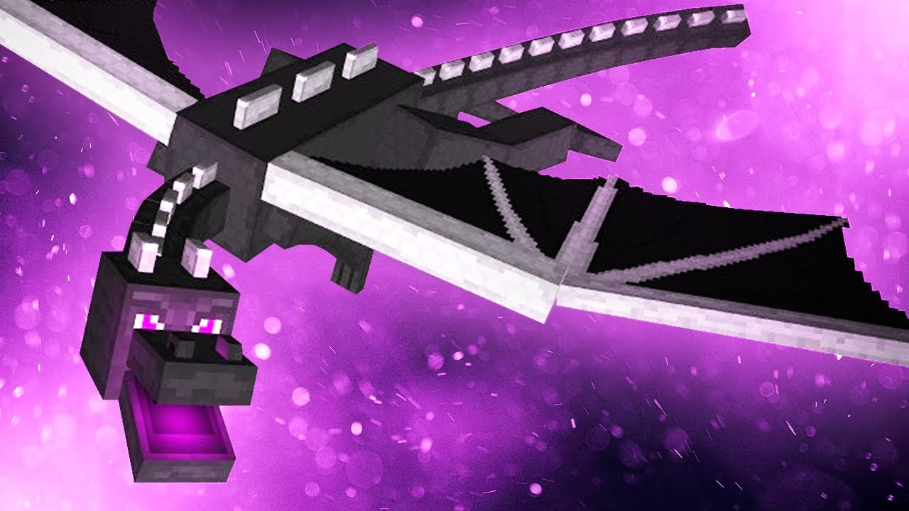 Minecraft's Mobs Explored: The Ender Dragon, The Dragon That Controls The End