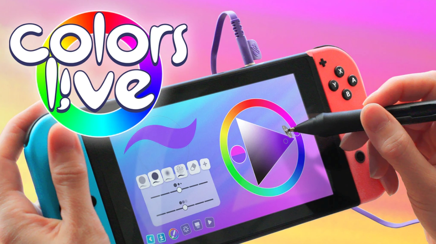 Collecting Smiles Announces Kickstarter To Bring Colors Live To Nintendo Switch