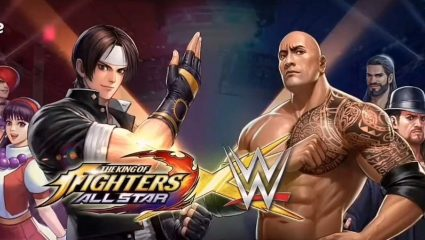 Netmarble Announces Upcoming The King of Fighters Allstar And WWE Collaboration