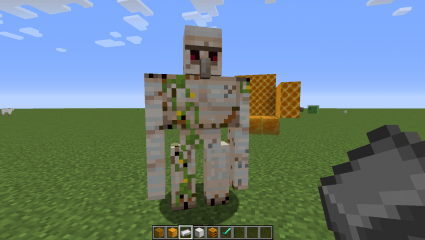 Minecraft's Mobs Explored: The Iron Golem, A Created Protector Of Players And Villagers