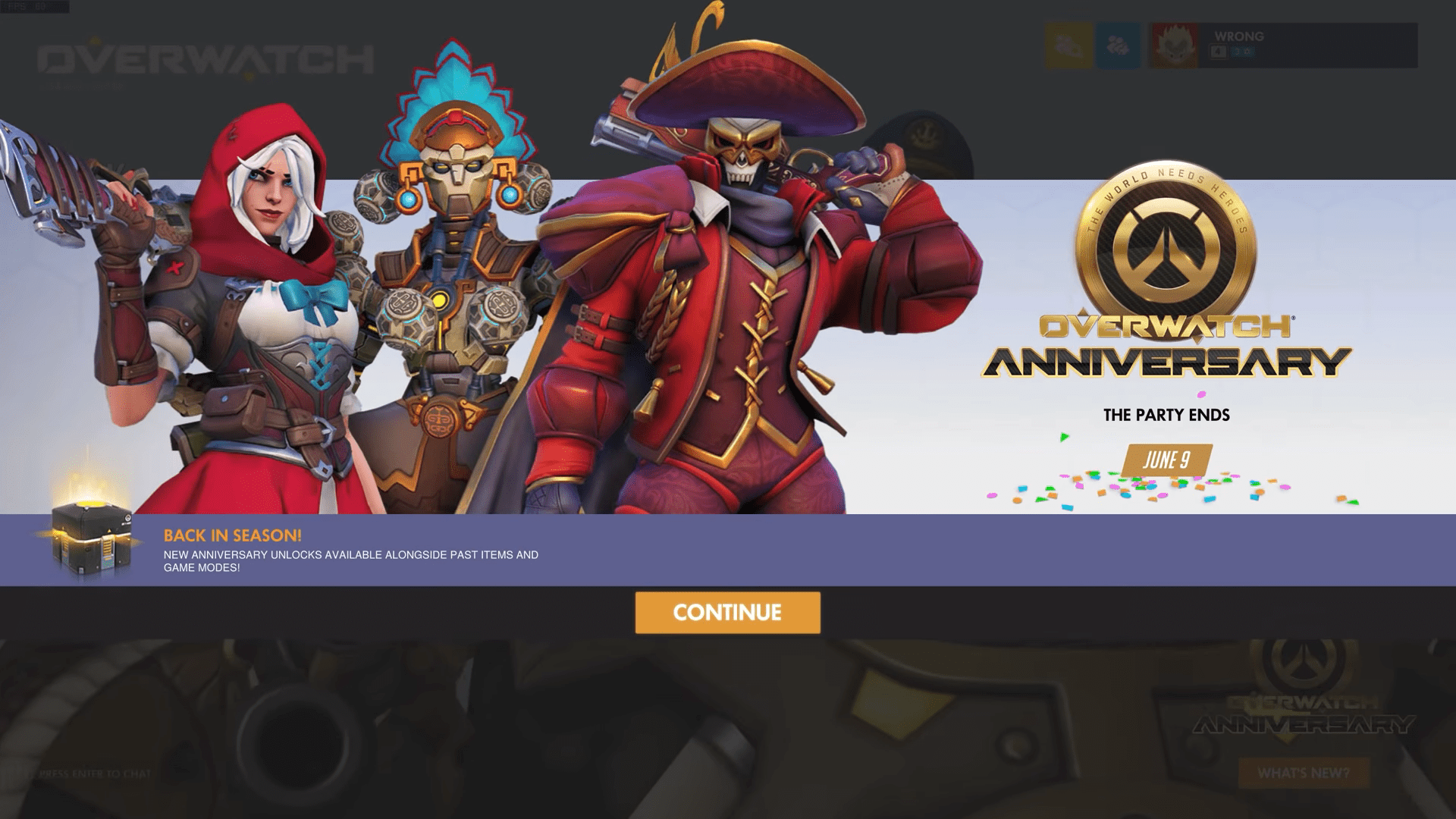 Overwatch 2020 Anniversary Patch Is Now Live: New Skins, Communication Wheel, And Hero Balance Changes Detailed