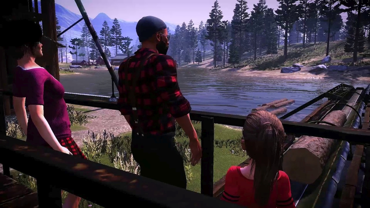 Toplitz Productions' Lumberjack's Dynasty Enters Steam Early Access