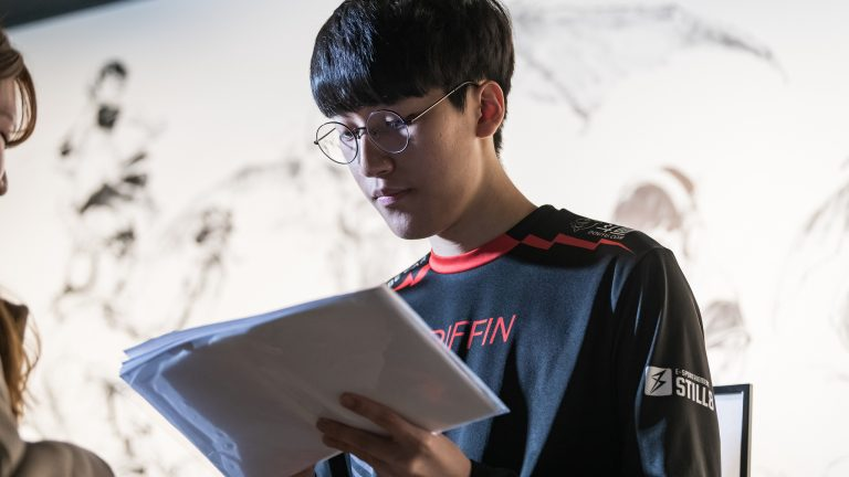League Champions Korea's Griffin Parted Ways With Tarzan And Wadid Ahead Of Summer Split