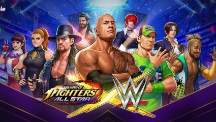 The King of Fighters All Star x WWE Collaboration Now Live Until June 4