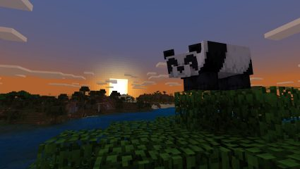 Minecraft's Most Expressive Tame-able Mob: The Panda