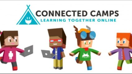 Students Can Go To An Online Summer Camp In Minecraft, Hosted by Connected Camps