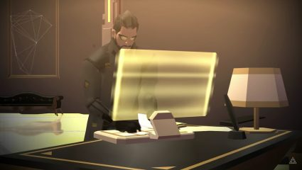 Deus Ex GO Is Free For Both Android and iOS Devices, Experience The Cyberpunk Intrigue Of The Deus Ex Franchise On Your Favorite Mobile Device