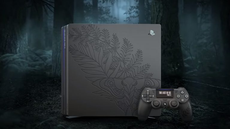The Last Of Us Part 2 Themed PlayStation 4 Pro Is Now Available For Pre-Order Ahead Of Its June 19 Release
