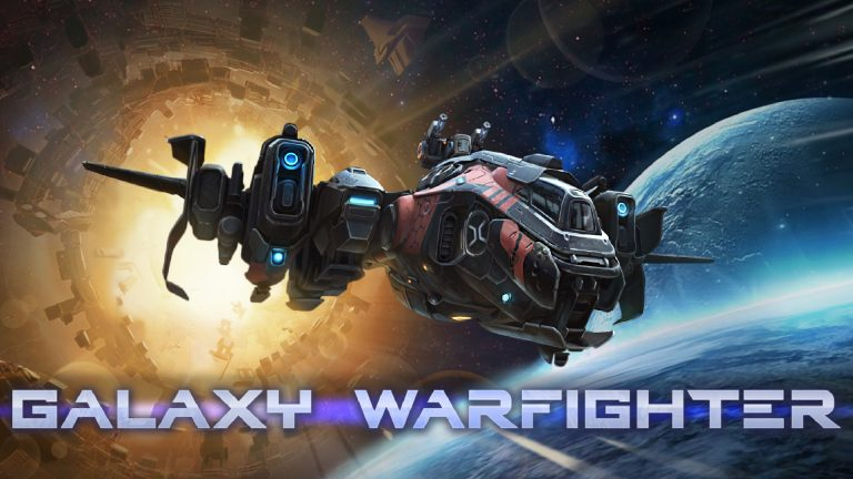Retro Space Shoot'em Up Galaxy Warfighter Now Available On PC And Nintendo Switch