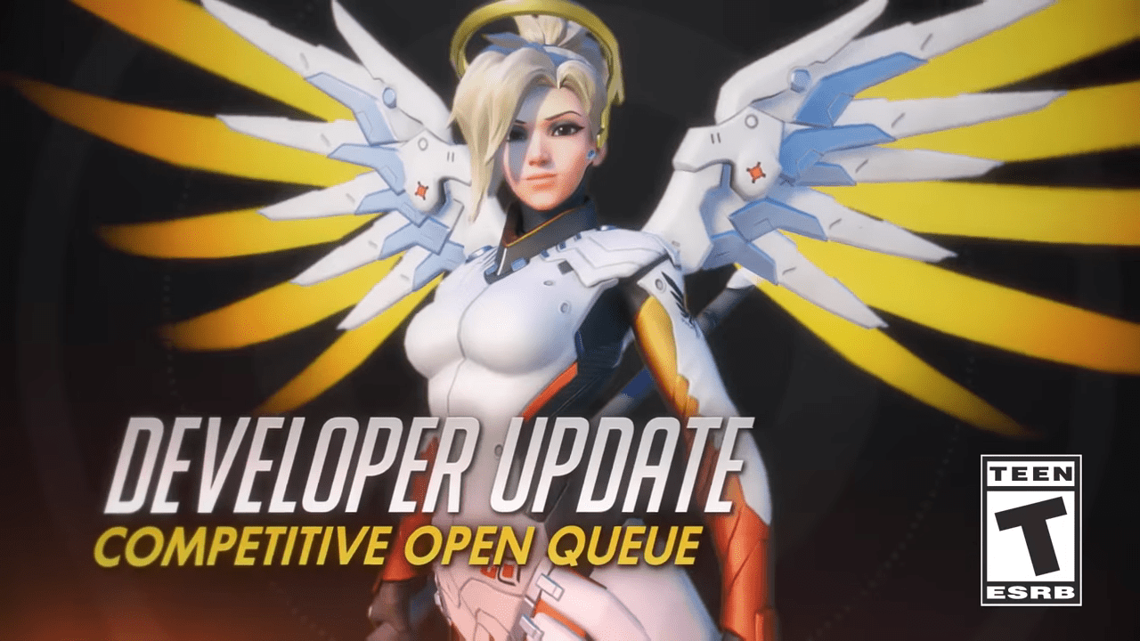 Overwatch Developer Update- Kaplan Goes Over Future Plans For Competitive Open Queue