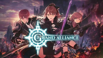 Crunchyroll Games' Grand Alliance Mobile Game Now Available For Pre-Registration