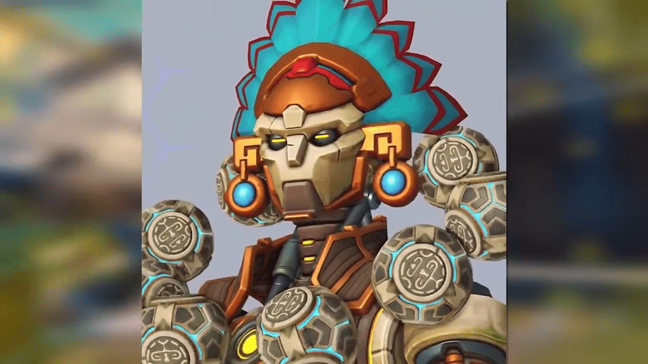 Overwatch Anniversary Event Has Two More Legendary Skins Revealed – Dragoon Mercy and Aztec Themed Zenyatta