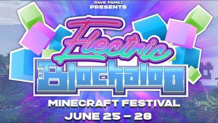 Electric Blockaloo Is An In-Game Dance Music Event Scheduled for Three Days in Minecraft!