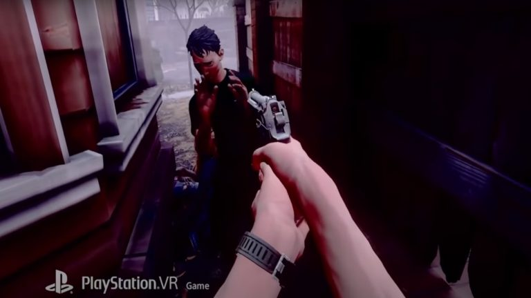 The Walking Dead: Saints And Sinners Is Now Available On The PSVR