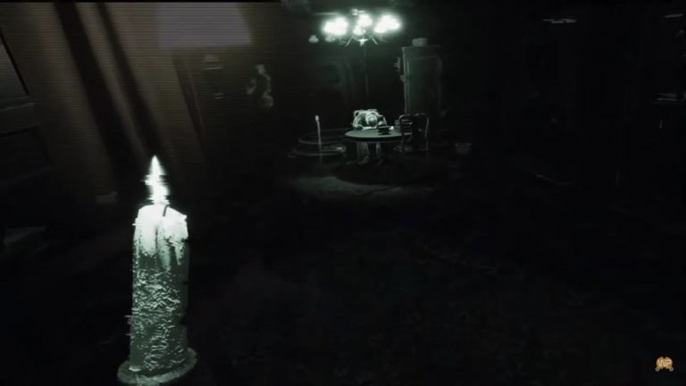 Explore Nightmares In DreamBack VR As You Explore Rickfford Mansion And Attempt To Uncover The Mystery While Saving Your Sanity