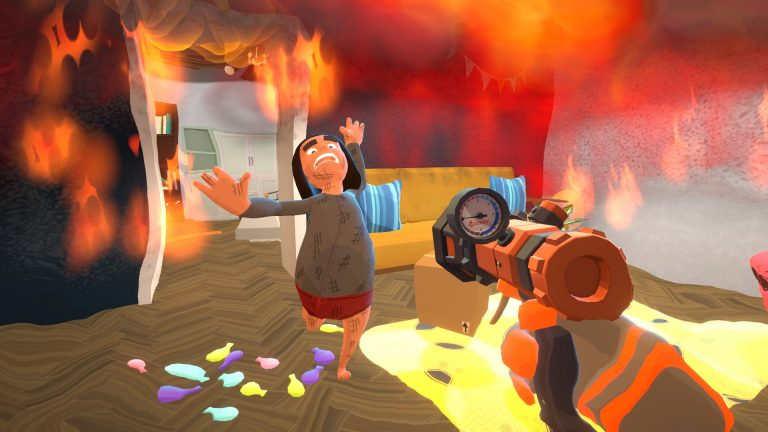 Muse Games' Comedic Firefighting Multiplayer Game Embr Launches On PC