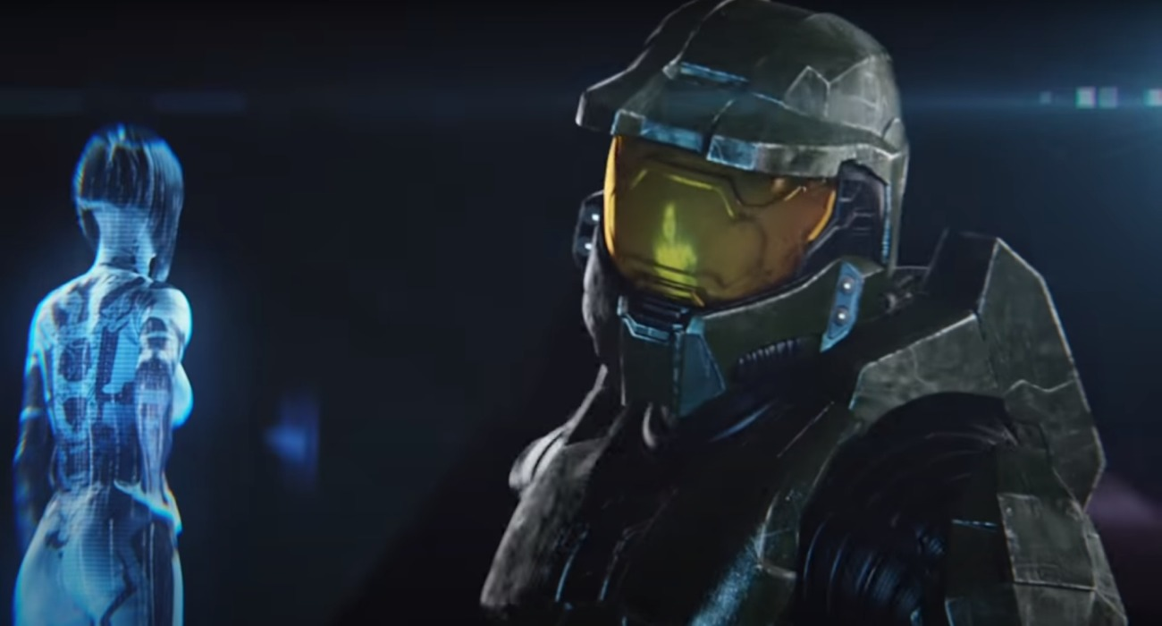 Microsoft States That Halo's Master Chief Is Waiting For An Invitation To Join Super Smash Bros. Ultimate