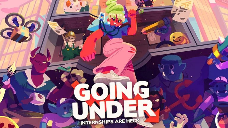 Going Under Heads To Consoles Later This Year With Free Demo Available Now