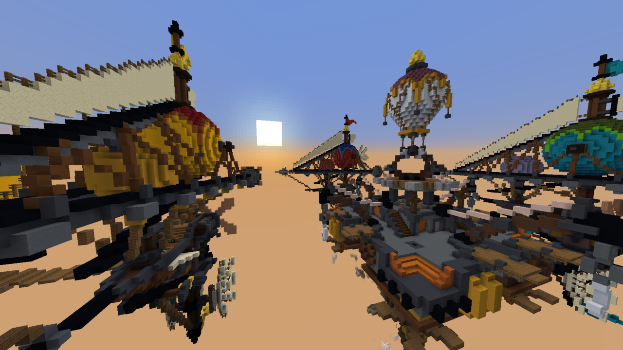Minecraft Java Realms Updated, 15 New Maps That Features New And Exciting Gamemodes!