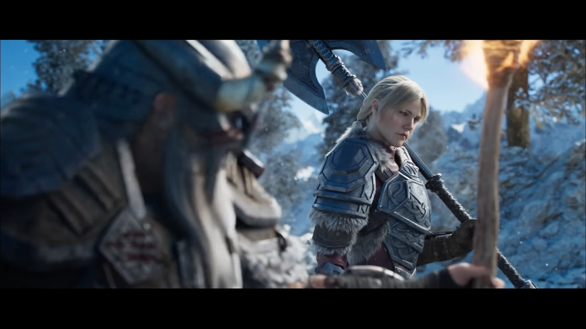 The Elder Scrolls Online – The Dark Heart of Skyrim Launch Cinematic Revealed On Youtube Alongside New DLC Live On PC