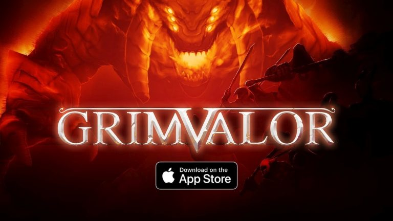 Grimvalor Adds New Game Plus And Alternate Spider Design In New Update