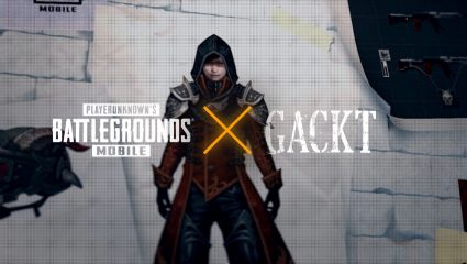 PlayerUnknown's Battlegrounds Mobile Japan Adds New Crate Featuring Five Items Based On Musician GACKT