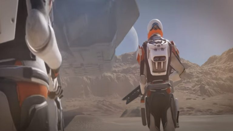 Elite Dangerous: Odyssey Will Not Have VR Capabilities At Launch