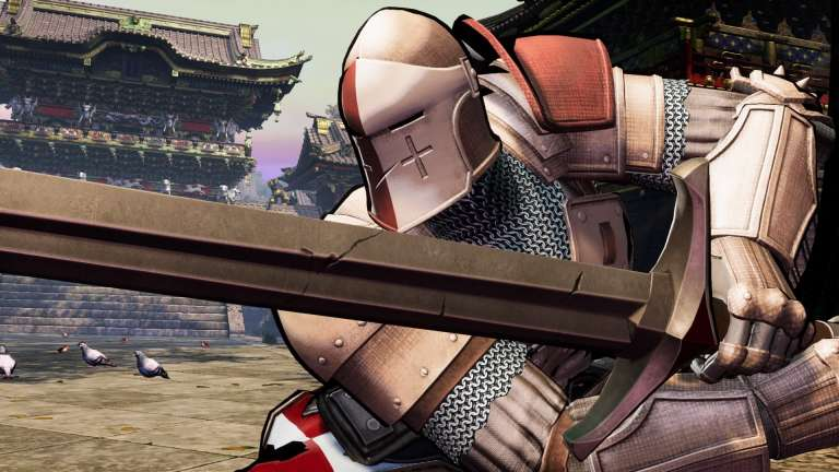For Honor's Warden Announced As DLC Character For Samurai Showdown And Is Available Today