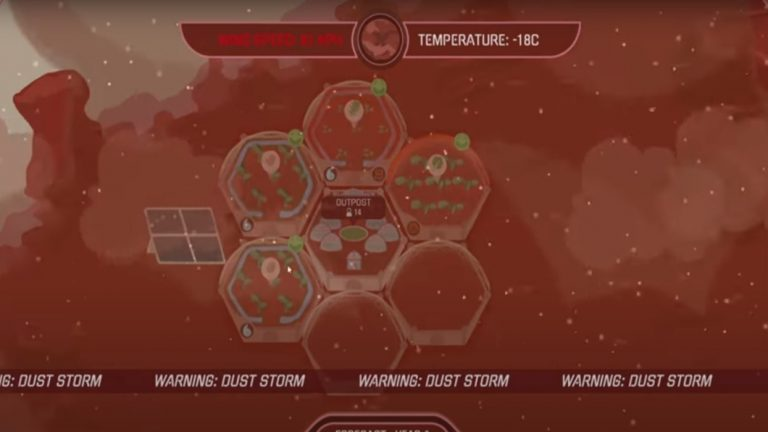 The Casual Strategy Game Red Planet Farming Is Currently Free On Steam