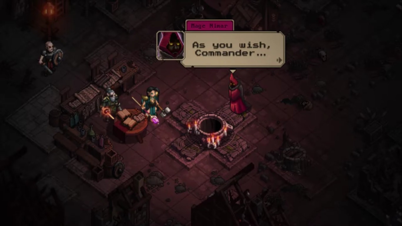 The Last Spell Is An Upcoming Tactical Defense RPG That Has Just Launched A Debut Demo