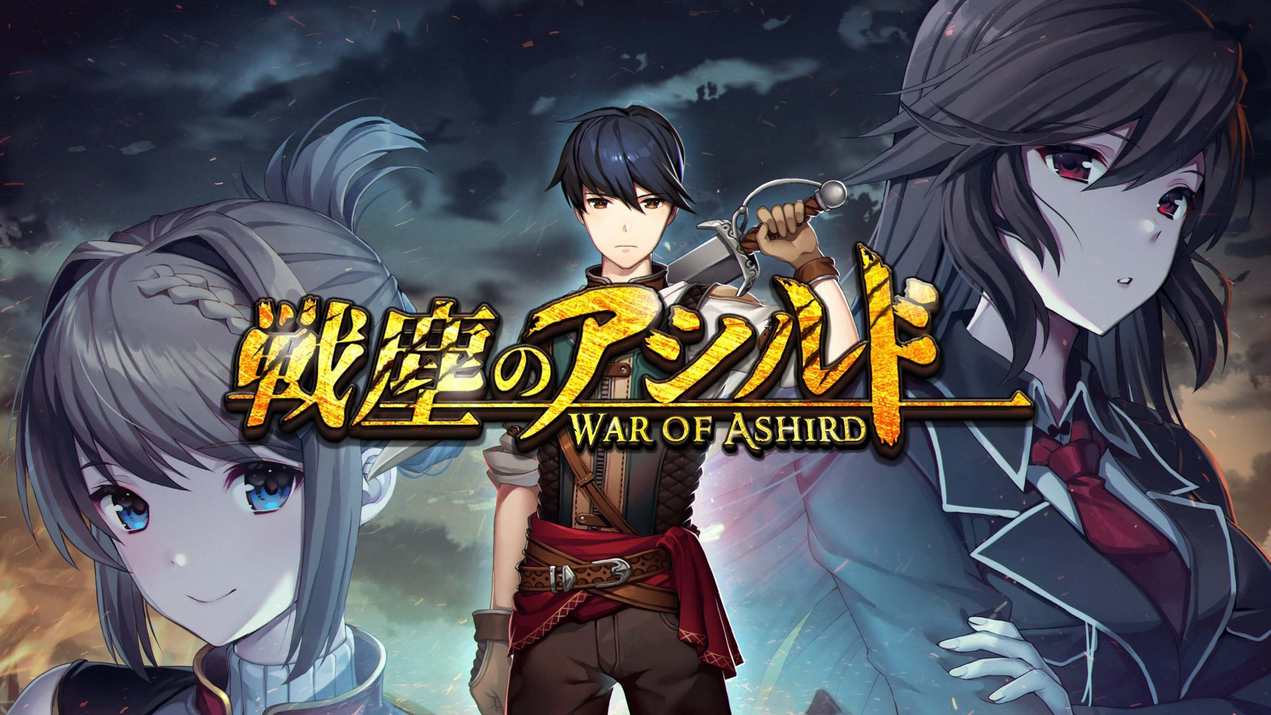 Igrasil Studio And KumihoSoft Team Up For War Of Ashird – Fully Funded Within 12 Hours On Kickstarter