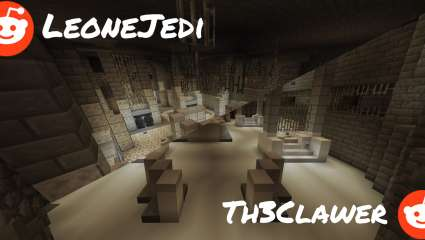 The Redditor, LeoneJedi, Recreates The Gulag In Minecraft Allowing COD:Warzone Players To Have More Gulag Experiences!