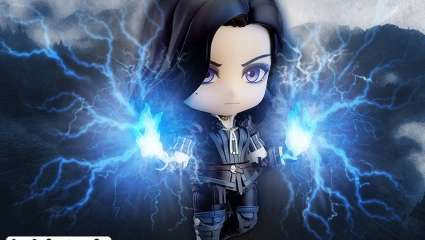 Good Smile Company Announces Nendoroid Of The Witcher 3's Yennefer Of Vengerberg