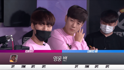 OGN Overwatch Showmatch Showcases Another Change To Hero Ban System - This Time Players Finally Get To Decide