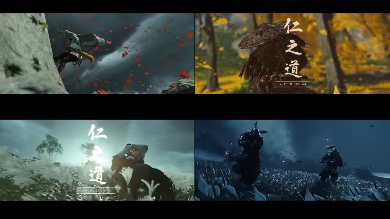Ghost Of Tsushima From Sucker Punch Productions Goes Gold Ahead Of Its PS4 Release On July 17th