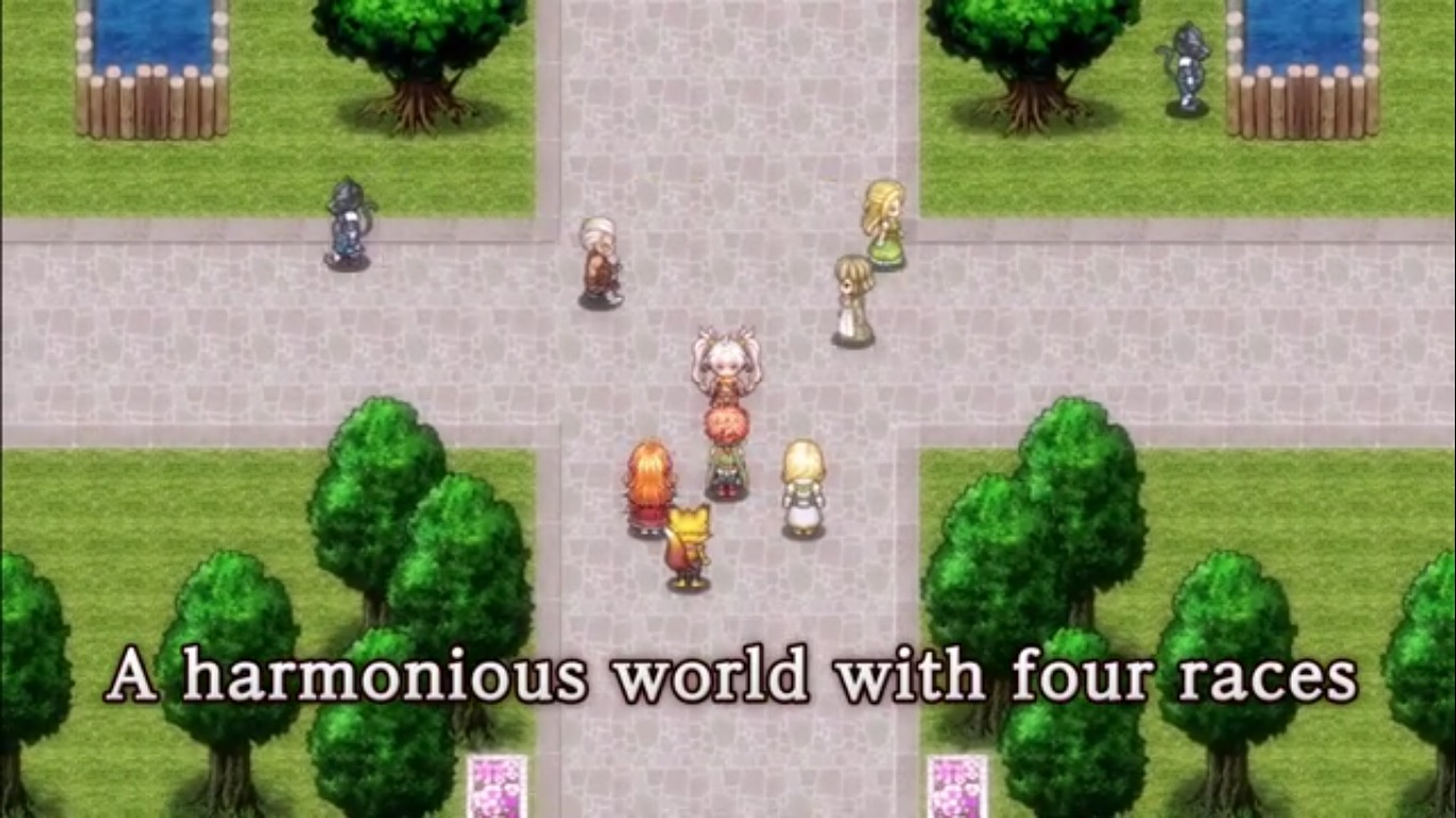 Ruinverse Is A New Indie RPG From Kemco Headed For iOS And Android Devices