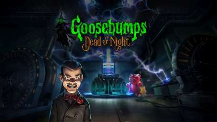 Spooky Stealth Game Goosebumps Dead of Night Launches This Summer